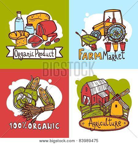 Agriculture Design Concept
