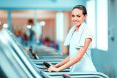image of cardio  - Cardio training - JPG