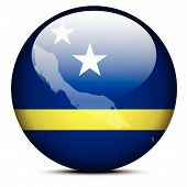 picture of curacao  - Vector Image  - JPG