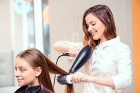 image of beauty parlour  - Stylish by professionals you can trust - JPG