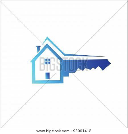 House key symbol