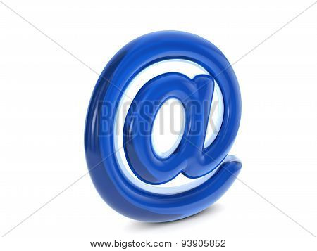 Balloon Email Symbol