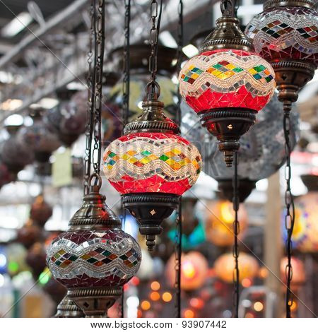 Traditional Lamps