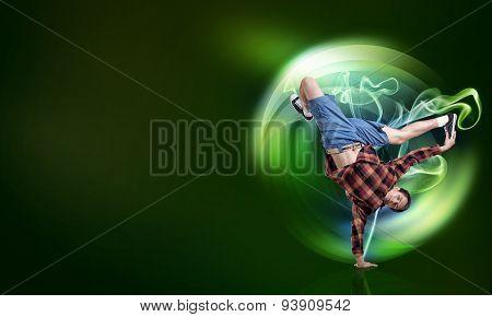 Virtuoso dancer