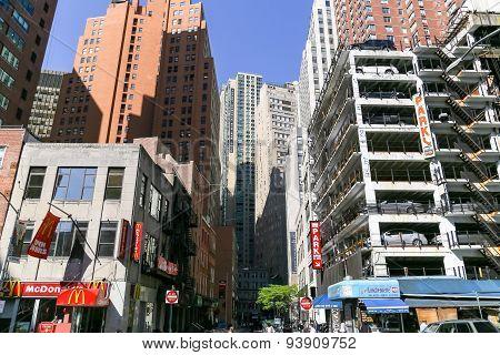 Neighbourhood In New York City