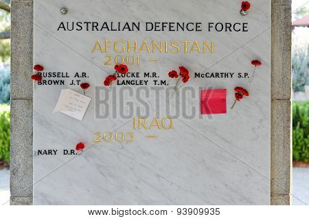 Australian Defence Force Memorial - Cenotaph, Kings Park