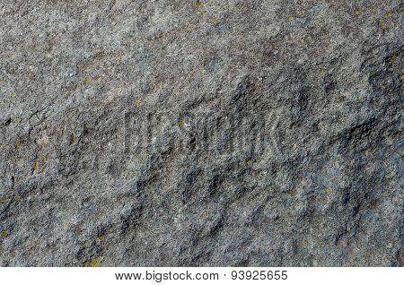 Uneven Gray Stone Texture