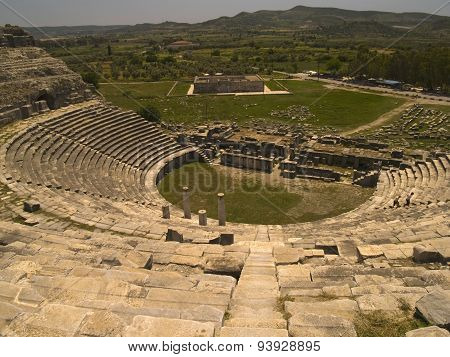 City of Miletos Theatre, Turkey