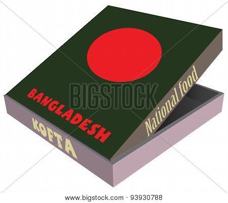Kofta - National Cuisine Bangladesh
