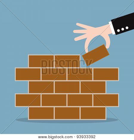First Brick