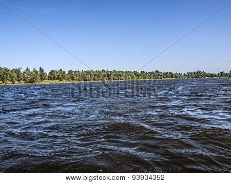 Heavy River Waves
