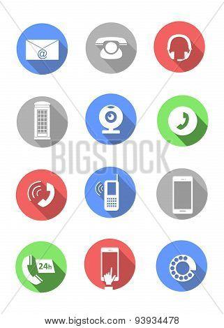 communication-icons