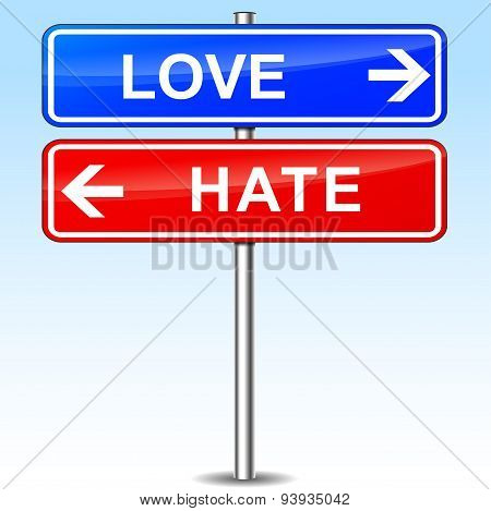 Love Or Hate Choice
