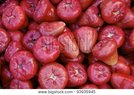 Rose apples on sale