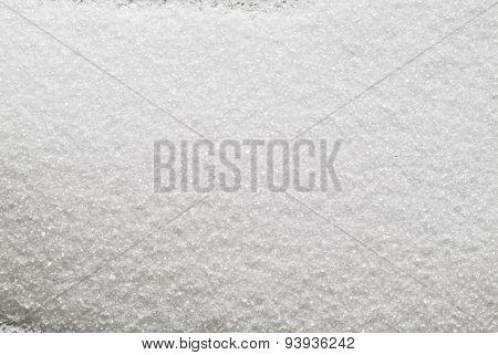 Mica salt texture
