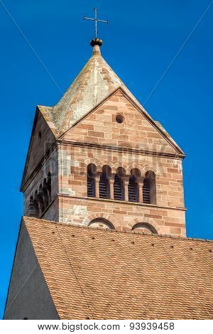 Detail View From The Breisach Minster