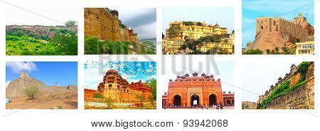 Eight Of Indias Forts