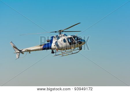 U.s. Customs Ans Border Protection Helicopter