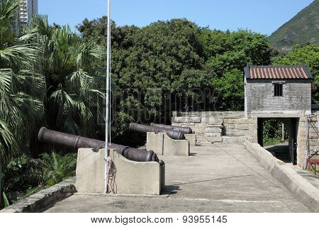 Tung Chung fort