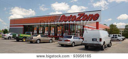 Autozone Store