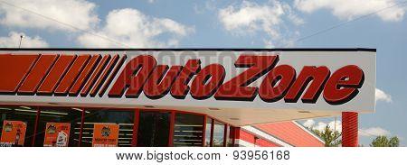 Autozone Store Logo