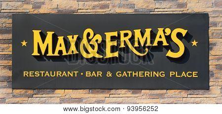 Max & Erma's Store Logo