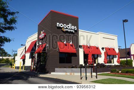 Noodles West Ann Arbor Store