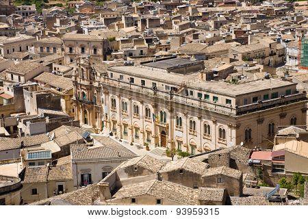 Town Hall, Scicli, Sicily
