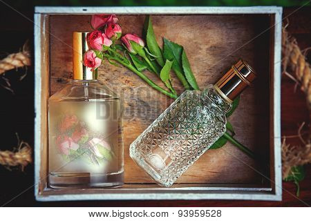 Box With Perfume, Women's Joy