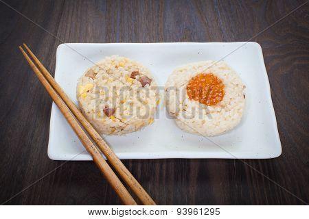 Japanese rice ball