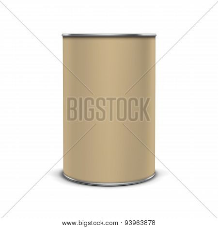 Coffee Tea Packaging Package Bank Jar Tin Pot