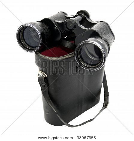 Binoculars  Big And Box