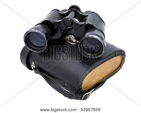 Binoculars Horizontal And Box