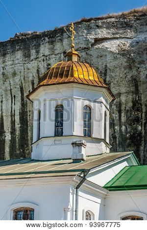 Inkerman Monastery