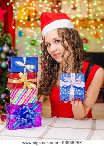 She Has Prepared Gifts For Loved Ones