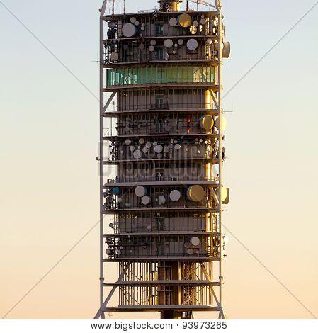 Teletower Torre de Collserola