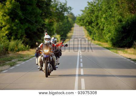 Adventure Motorcycling Travel