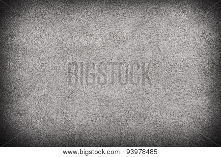 Gray Suede Texture Background