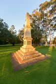 stock photo of world war one  - Memorial to the 10th Light Horse - JPG