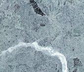pic of granite  - Dark green italian granite with natural pattern - JPG
