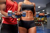 pic of personal trainer  - fitness - JPG