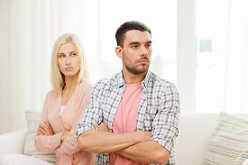 pic of conflict couple  - people - JPG