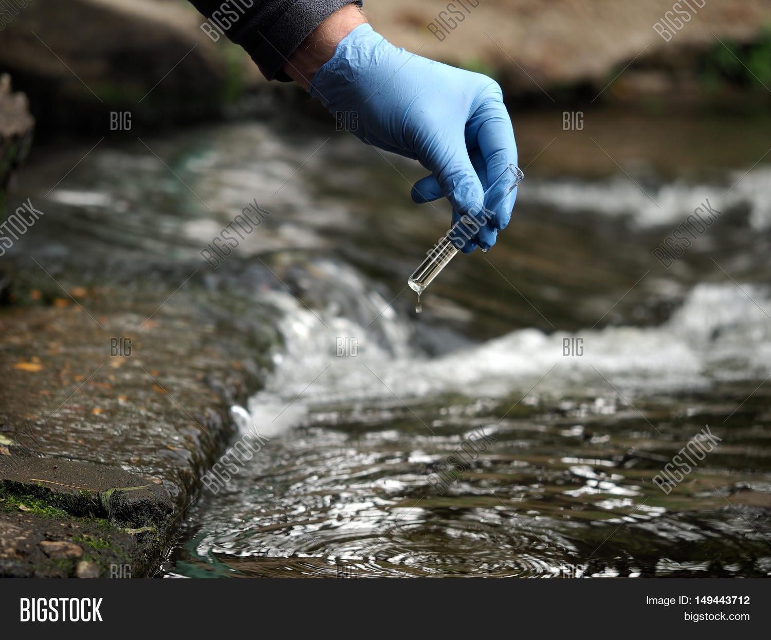 water sample To find state requirements or recommendations for well water testing doing your water test for instructions on how to collect the water sample and for sampling.