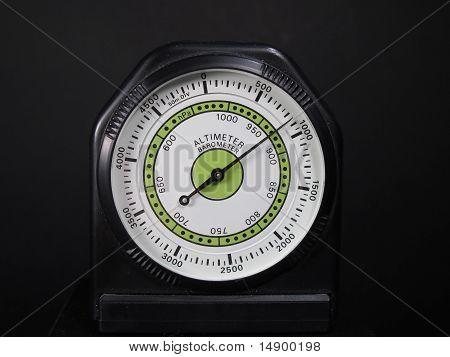 Altimeter Barometer