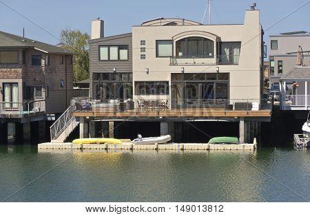 Richmond California marina community neighborhood community lifestyle.