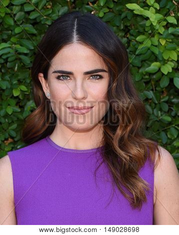 LOS ANGELES - SEP 25:  Karla Souza arrives to The Rape Foundation Annual Brunch on September 25, 2016 in Beverly Hills, CA