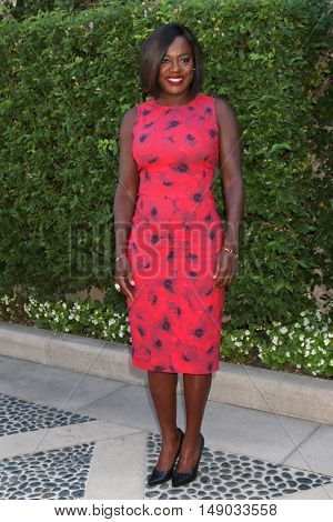 LOS ANGELES - SEP 25:  Viola Davis at the The Rape Foundation's Annual Brunch at the Private Residence on September 25, 2016 in Beverly Hills, CA