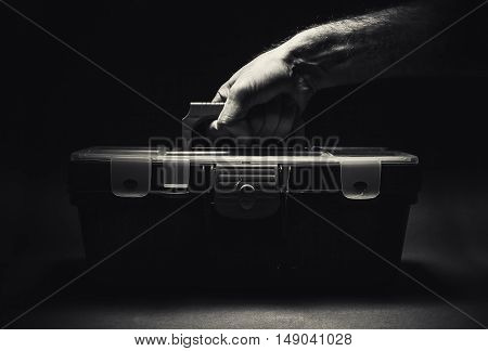Craftsman And His Tools