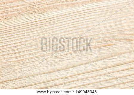 Natural Pine Wooden Board. High Resolution Surface Closeup