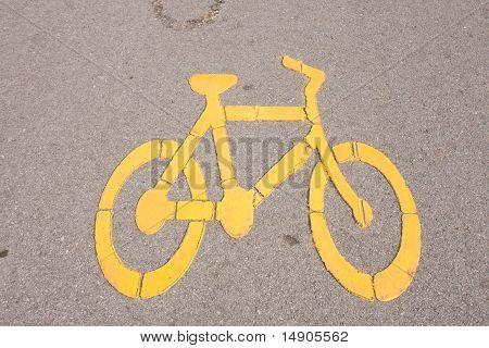 Bicycle Symbol..